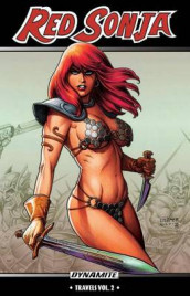 Red Sonja: Travels Volume 2 av Scott Beatty, Dan Brereton, Nancy A. Collins, Christos Gage, Marc Mason, Jen Van Meter, Michael Avon Oeming og Jim Zub (Heftet)