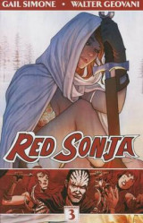 Omslag - Red Sonja Volume 3: The Forgiving of Monsters