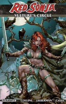 Red Sonja: Vulture's Circle: Vulture's Circle av Luke Lieberman og Nancy A. Collins (Heftet)