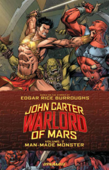 John Carter: Warlord of Mars: Volume 2 av Ian Edgington og Ron Marz (Heftet)