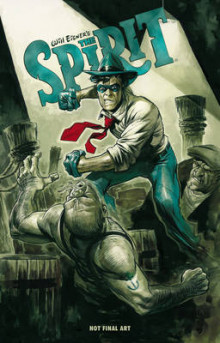 Will Eisner's the Spirit av Matt Wagner (Innbundet)
