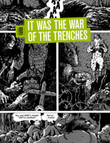 It Was the War of the Trenches av Jacques Tardi (Innbundet)