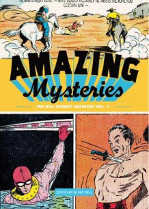 Amazing Mysteries: v. 1 av Bill Everett (Innbundet)