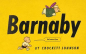 Barnaby Volume One av Daniel Clowes og Crockett Johnson (Innbundet)