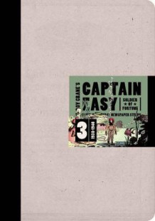 Captain Easy Vol.3 av Roy Crane (Innbundet)