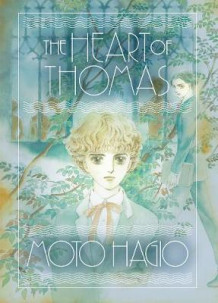 The Heart of Thomas av Moto Hagio (Innbundet)