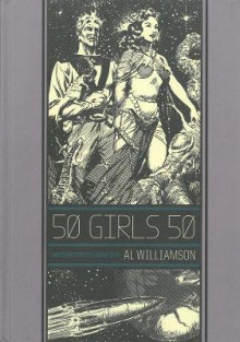 50 Girls 50 av Al Williamson og Frank Frazetta (Innbundet)