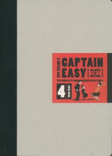 Captain Easy Vol.4 av Roy Crane (Innbundet)