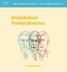 Artists Authors Thinkers Directors av Paul Hornschemeier (Innbundet)
