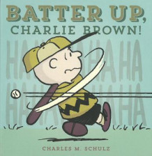 Batter Up, Charlie Brown av Charles M. Schulz (Innbundet)
