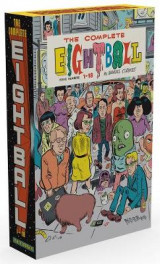 Omslag - The Complete Eightball: Volume 1-18