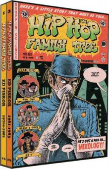 Hip Hop Family Tree 1975-1983 Gift Box Set av Ed Piskor (Innbundet)