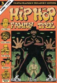 Hip Hop Family Tree: Book 3 av Ed Piskor (Heftet)
