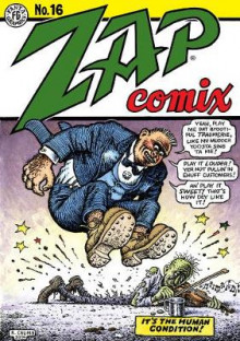Zap Comix #16 av Robert Williams, Robert R. Crumb, Spain Rodriguez og S. Clay Wilson (Heftet)