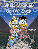 Omslag - Walt Disney Uncle Scrooge and Donald Duck the Don Rosa Library Vol. 5