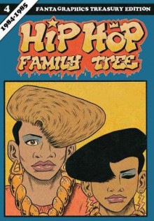 Hip Hop Family Tree: Book 4 av Ed Piskor (Heftet)
