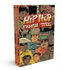 Hip Hop Family Tree 1983-1985 Gift Box Set av Ed Piskor (Heftet)