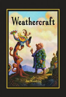 Weathercraft av Jim Woodring (Innbundet)