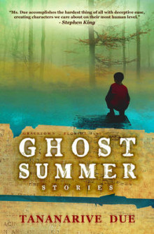 Ghost Summer: Stories av Tananarive Due (Heftet)