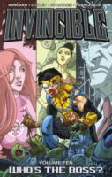 Invincible: Who's the Boss? v. 10 av Robert Kirkman (Heftet)