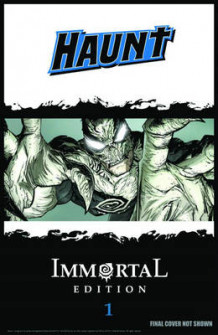 Haunt: The Immortal Edition Book 1 av Robert Kirkman (Innbundet)