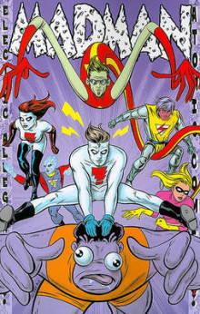 Madman Atomic Comics Volume 3: Electric Allegories av Mike Allred (Heftet)