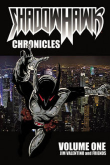 Shadowhawk Chronicles: v. 1 av Jim Valentino (Heftet)