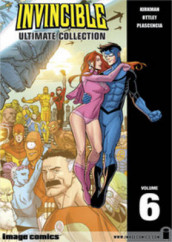 Invincible: The Ultimate Collection Volume 6 av Robert Kirkman (Innbundet)