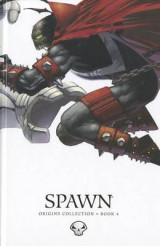 Omslag - Spawn Origins: Book 4