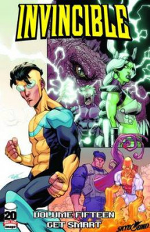Invincible: Get Smart Volume 15 av Robert Kirkman (Heftet)