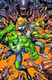Savage Dragon: Invasion av Erik Larsen (Heftet)