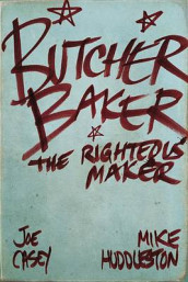 Butcher Baker The Righteous Maker av Joe Casey (Innbundet)