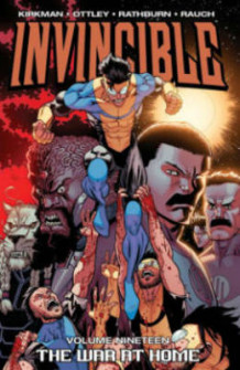 Invincible Volume 19: The War At Home av Robert Kirkman (Heftet)