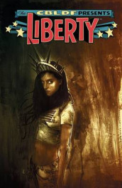 CBLDF Presents: Liberty av Garth Ennis, Neil Gaiman og Robert Kirkman (Heftet)