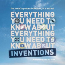 Everything You Need to Know about Inventions av Michael Heatley og Colin Salter (Heftet)