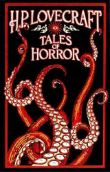 Omslag - H. P. Lovecraft Tales of Horror