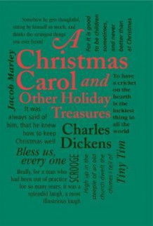 A Christmas carol & other holiday treasures av Charles Dickens (Heftet)