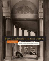 Denver Landmarks and Historic Districts av Thomas J. Noel og Nicholas Wharton (Heftet)
