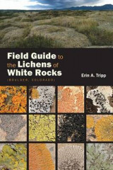 Omslag - Field Guide to the Lichens of White Rocks