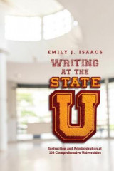 Omslag - Writing at the State U