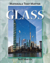 Glass av Neil Morris (Innbundet)