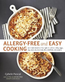 Allergy-Free And Easy Cooking av Cybele Pascal (Heftet)
