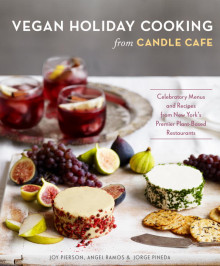 Vegan Holiday Cooking from Candle Cafe av Joy Pierson og Angel Ramos (Innbundet)