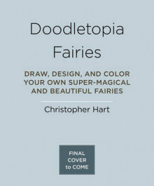 Doodletopia: Fairies av Christopher Hart (Heftet)