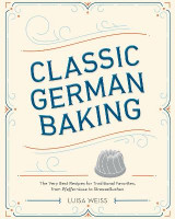 Omslag - Classic German Baking