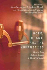 Omslag - Hope, Heart, and the Humanities