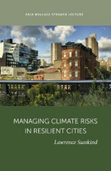 Omslag - Managing Climate Risks in Resilient Cities