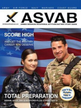 Omslag - 2017 ASVAB Armed Services Vocational Aptitude Battery Study Guide