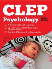 CLEP Introductory Psychology 2017 av Kimberley O'Steen, David Cornell, John Fletcher og Sharon A Wynne (Heftet)