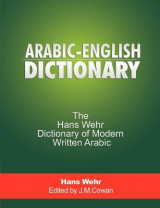 Omslag - Arabic-English Dictionary